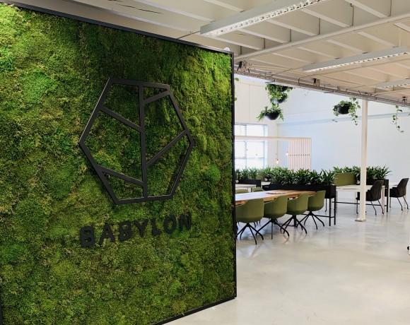 Kantoorontwerp Babylon Business Centers Uden