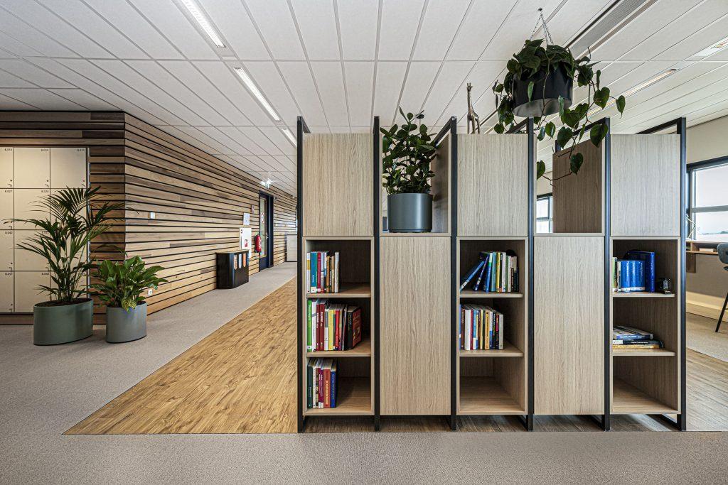Projectinrichting_kantoorinrichting maatwerk Den Bosch